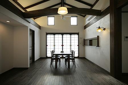 |日本建築モダニズム| 杉坂建築事務所の家