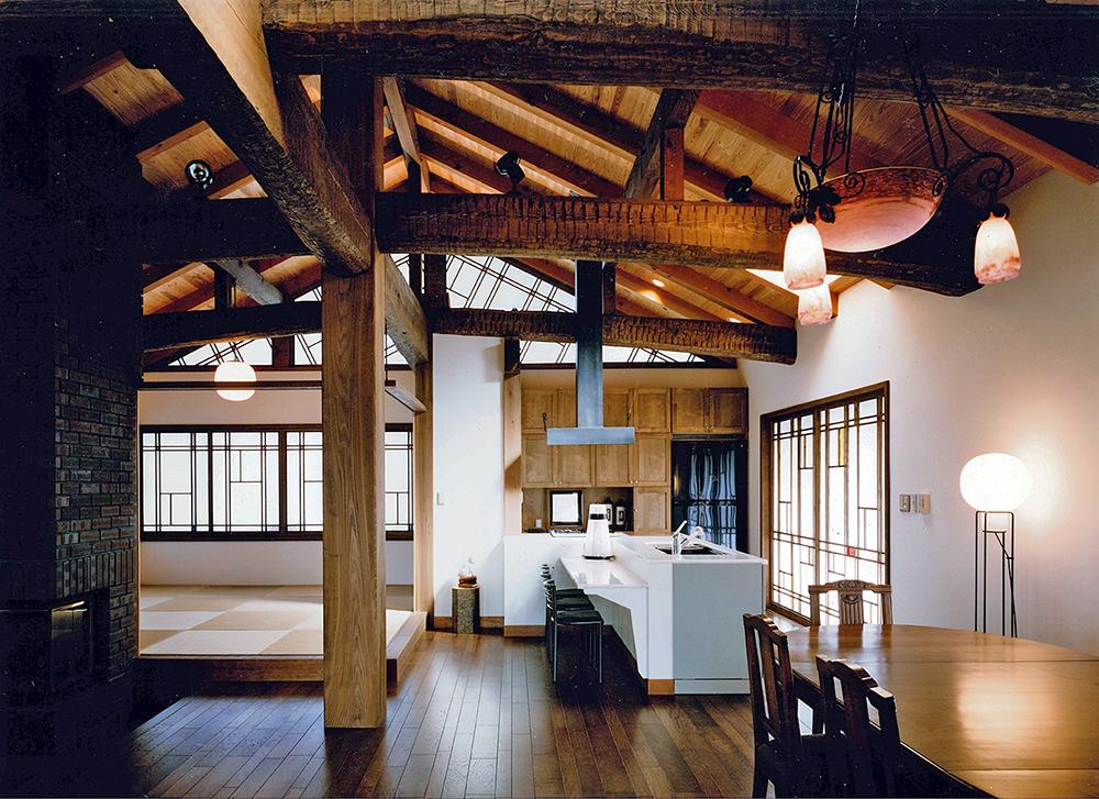 杉坂建築事務所の特徴3