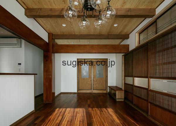 杉坂建築事務所の施工事例3